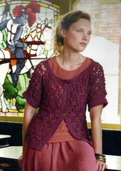 Rowan Holiday Crochet Jannettes Rare Yarns Jannettes Rare Yarns